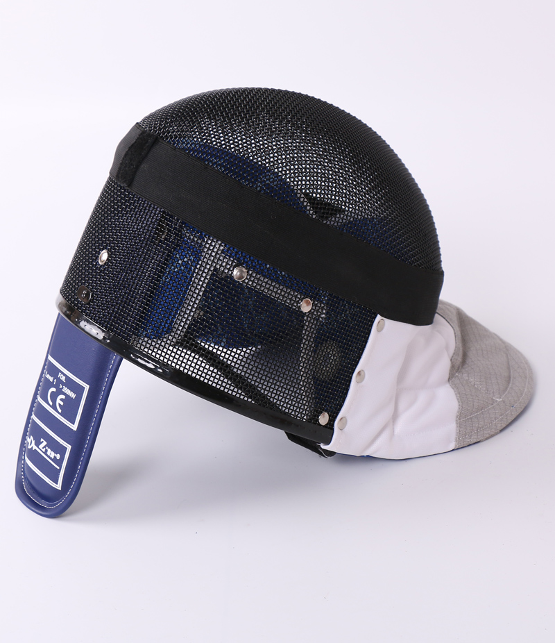 "Foil Mask with removable Bib CE350N ""Z"""
