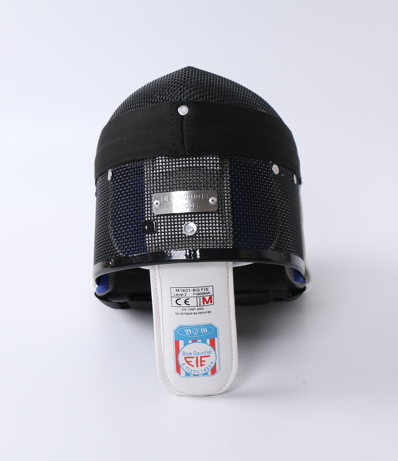 "Foil Mask with removable Bib FIE1600N ""BG"""