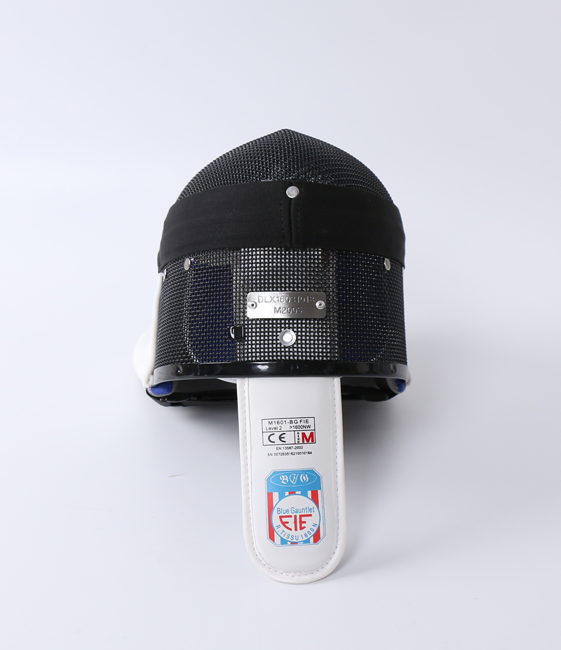 "Epee Mask with removable Bib FIE1600N ""BG"""