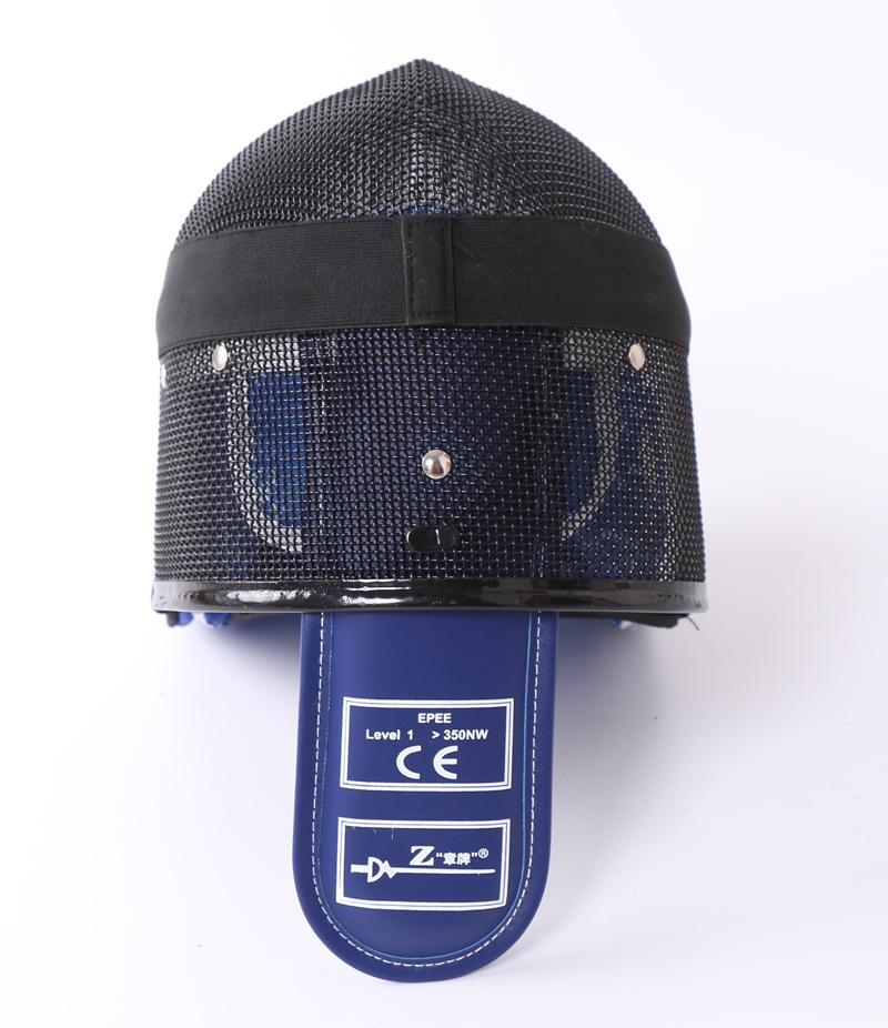 "Coach Epee Mask BLACK CE350N ""Z"""