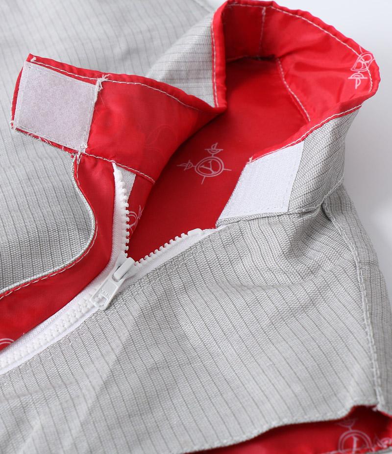 """Foil Electric Jacket """"SBT"""""""
