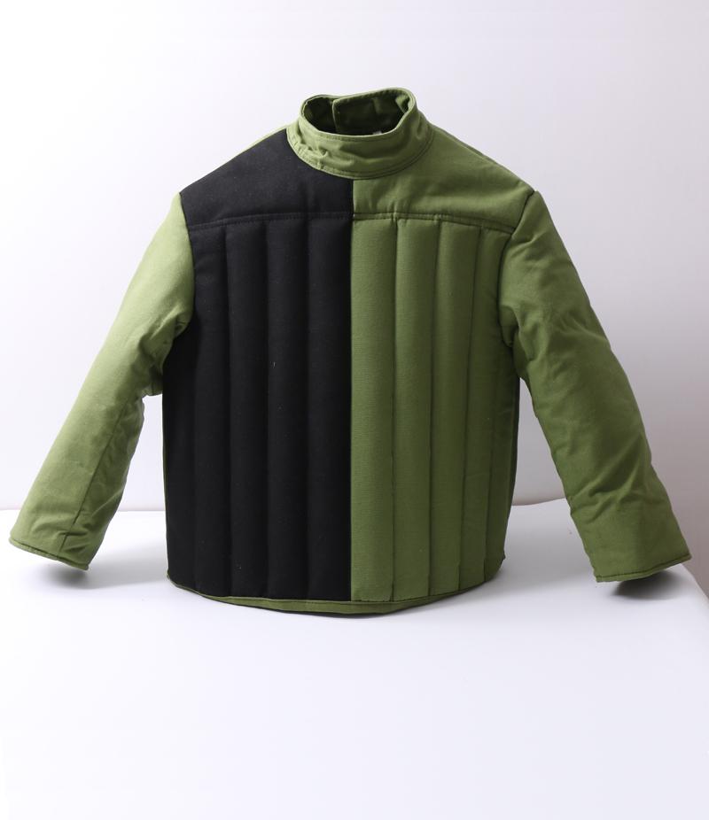 """Bamboo Training Jacket """"BG"""""""