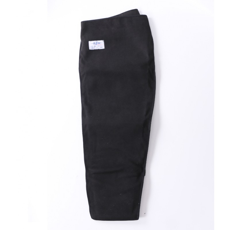 Leather Leg Plastron