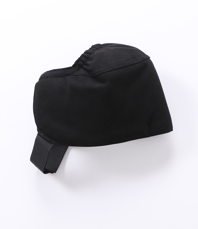 Leather Sabre Mask Protector