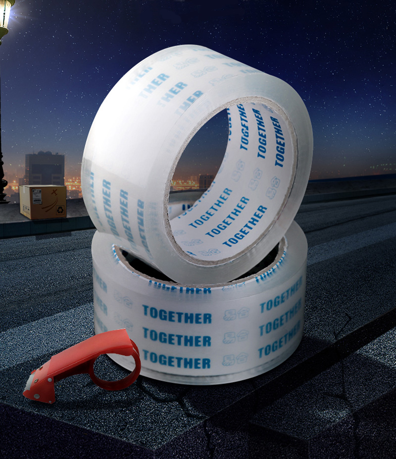 Custom Adhesive Tape for Carton