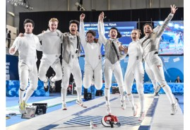 Buenos Aires Youth Olympic Games Fencing a Success