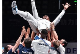 2018 SENIOR FENCING WORLD CHAMPIONSHIPS BEGIN IN WUXI, CHINA
